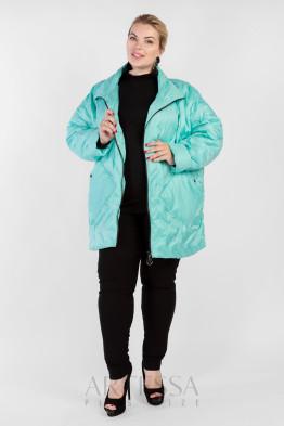 Куртка KR00333BLU10 ментол