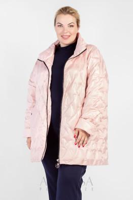 Куртка KR00333PIN37 пудра