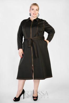 Платье PP38206BLK01 черный
