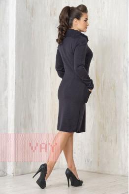 Платье 2214 мокрый асфальт