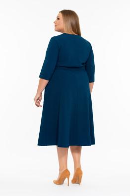 Платье Эбигейл (морская волна)