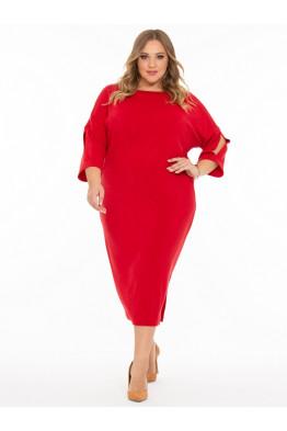 Платье Шерил (красный)