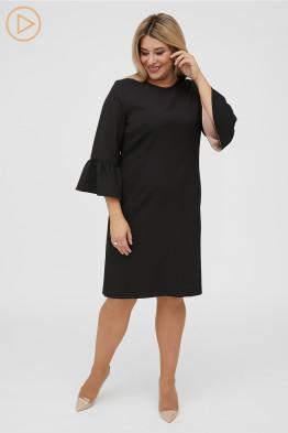 Платье 1149 черный