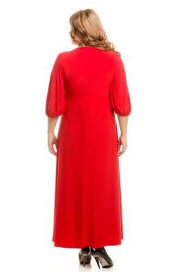 Платье 317 (красный)