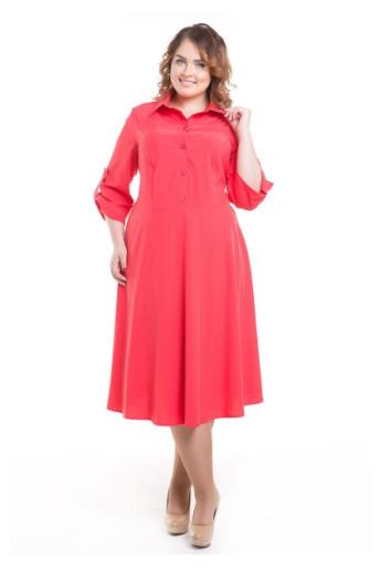 Платье 497 (мальва)