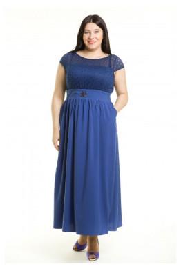 Платье 501 (сапфир)