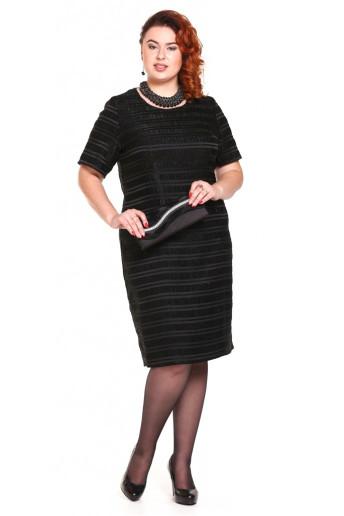 Платье 533 (черный)