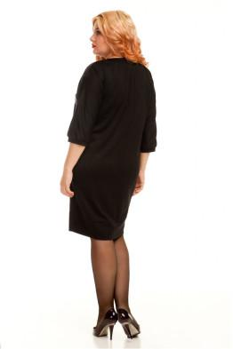 Платье 541 (черный)