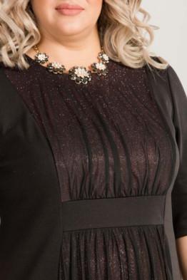 Платье 805 (черный)