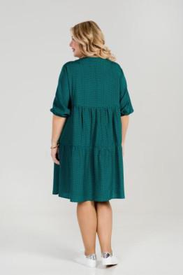 Платье 871 (зеленый)