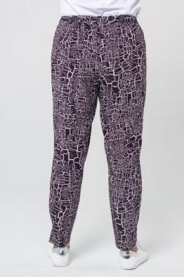 Брюки 907 (фиолетовый)