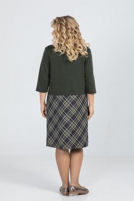 Платье 935 (зеленый)