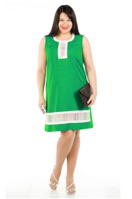 Платье 423 (зеленый)