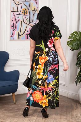 Платье Лилиана (черный)