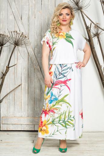 Платье Лилиана (молочный)