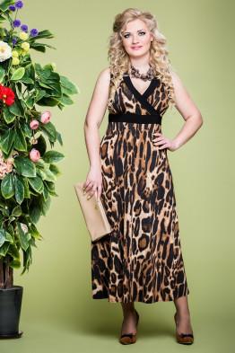 Сарафан Царица (леопард)