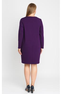 Платье 52112 (фиолет)