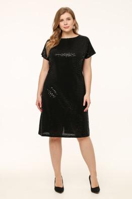 Платье Маркиза (черный)