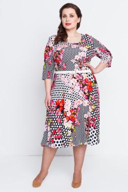 Платье Патрисия (розовый)
