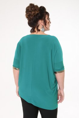 Туника Эльза (зеленый)