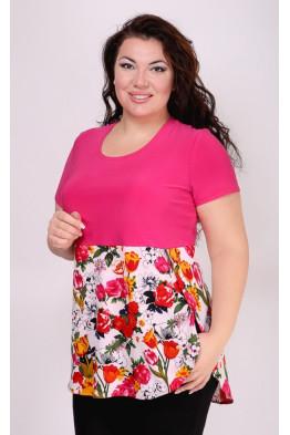 Блузка Анталия (розовый)