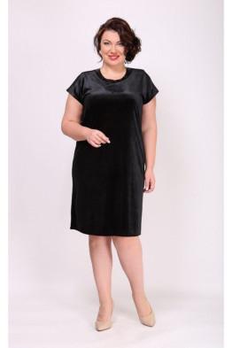 Платье Сильвия (серый)