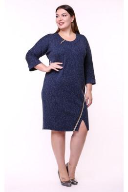 Платье Стандарт (синий)