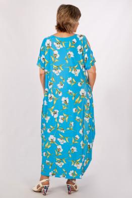 Платье Алиса (голубой)