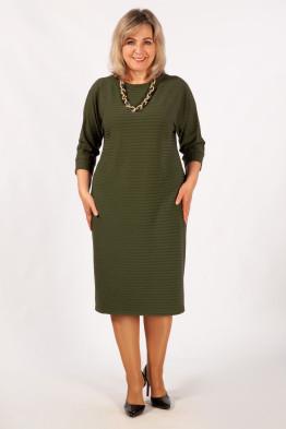Платье Беретта (хаки)