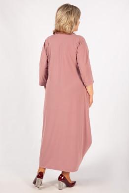 Платье Эмили (брусника)