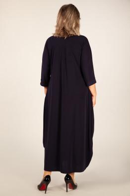 Платье Эмили (темно синий)