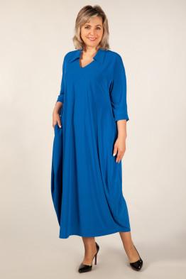 Платье Эмили (василек)