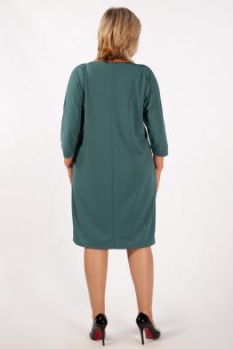 Платье Леди (бирюза)