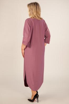 Платье Мона (брусника)