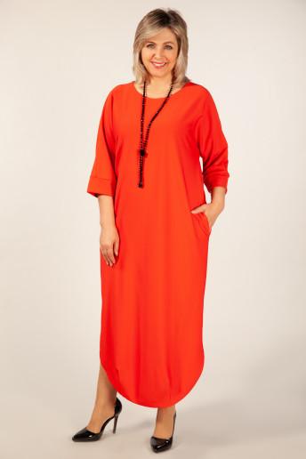 Платье Мона (коралл)