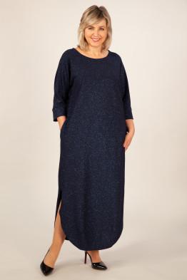 Платье Стелла (темно синий)