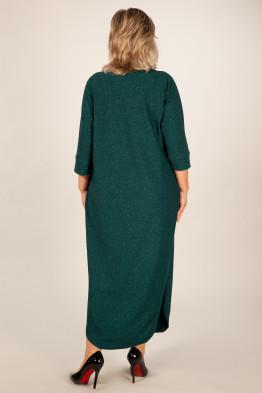Платье Стелла (зеленый)