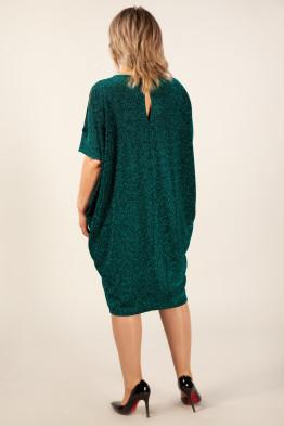 Платье Тиффани (зеленый)