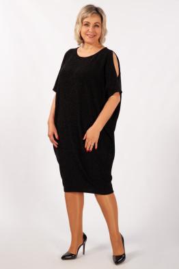 Платье Тиффани (черный)