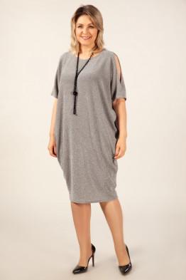 Платье Тиффани (серый)