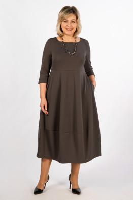 Платье Трейси (капучино)