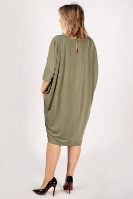 Платье Виктория (фисташковый)