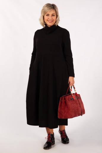 Платье Юна (черный)
