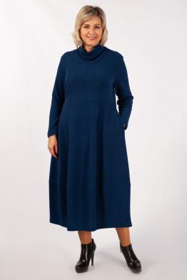 Платье Юна (синий)