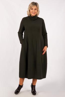 Платье Юна (хаки)