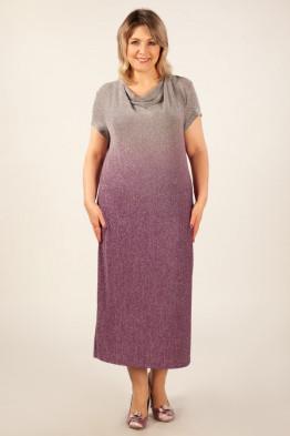 Платье Зарема (брусника)
