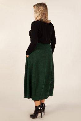 Юбка Стейси (зеленый)