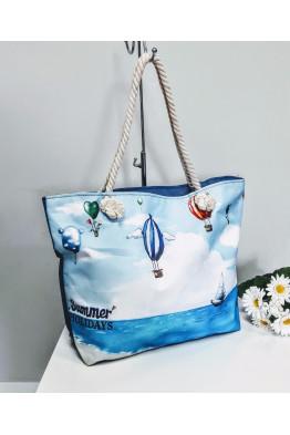 Пляжная сумка Summer holidays