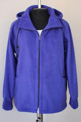 Куртка Флис (василек)