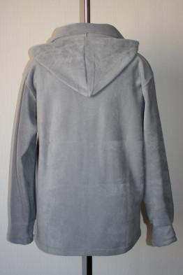 Куртка Флис (серый)
